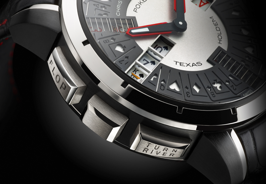 Christophe Claret Poker