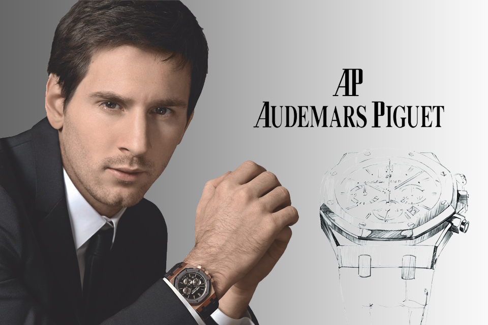 AUDEMARS-PIGUET-MESSI
