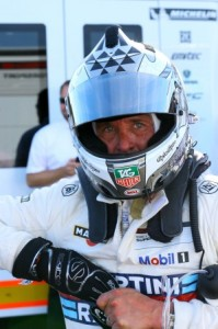 Patrick Dempsey (USA), Porsche AG. Hockenheimring.