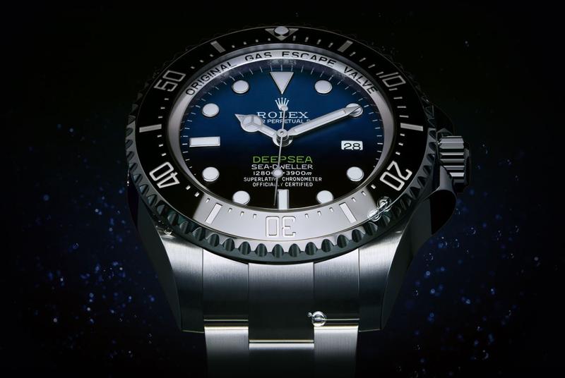 Sea-Dweller Deepsea Challenge  D-Blue Dial.