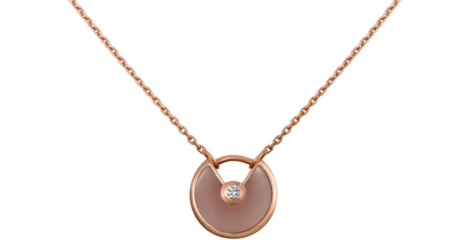 Amulette de Cartier.