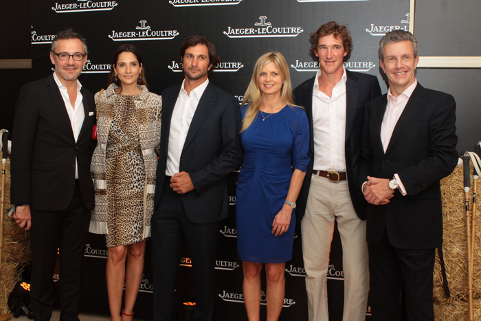 Laurent-Vinay, Astrid-Munoz, Eduardo-Novillo-Astrada, Clare Mountbatten Marchioness, Luke Tomlinson y Daniel-Riedo.