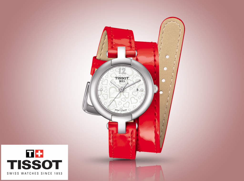 Pinky by Tissot.