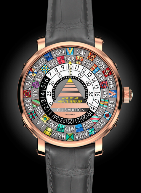 LOUIS VUITTON BASELWORLD 2015