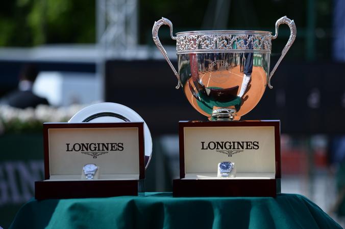 Longines Future Tennis Aces 2015 - Prize Ceremony - Eiffel Tower- 2015/05/30