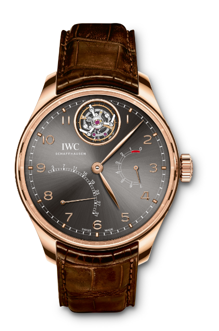 Portugieser Tourbillon Mystere Retrograde & Tourbillon Hand-Wound