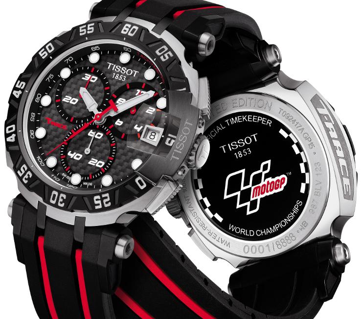 Tissot T-Race MotoGP 2015