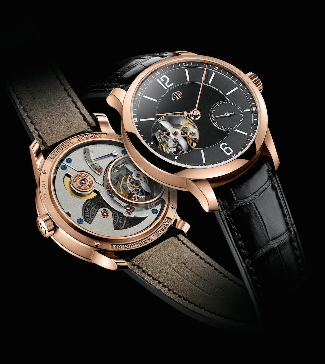 Greubel Forsey 24 Secondes Vision