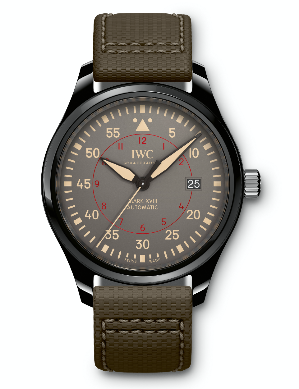 IWC Shaffhausen Pilot 2016 6