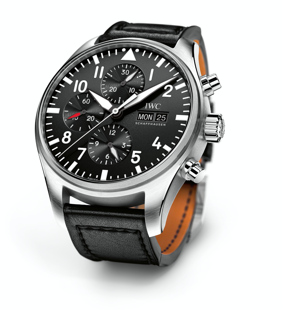 IWC Shaffhausen Pilot 2016 9