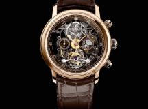Jules Audemars Tourbillon Cronografo