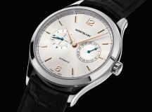 Montblanc Heritage Chronometrie Twincounter Date
