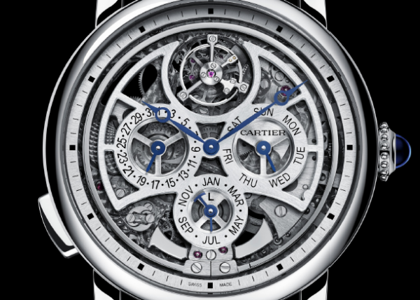 Rotonde de Cartier Grande Complication