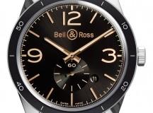 Bell - Ross  - VINTAGE-BR-123-GOLDEN-HERITAGE