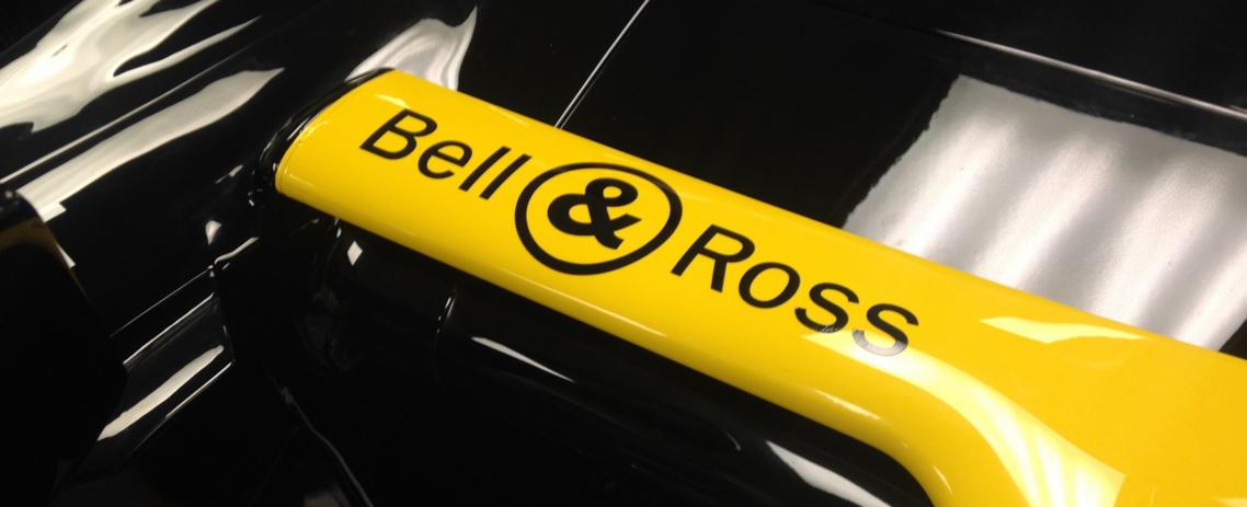 Bell Ross - Renault Sport F1 Team-A
