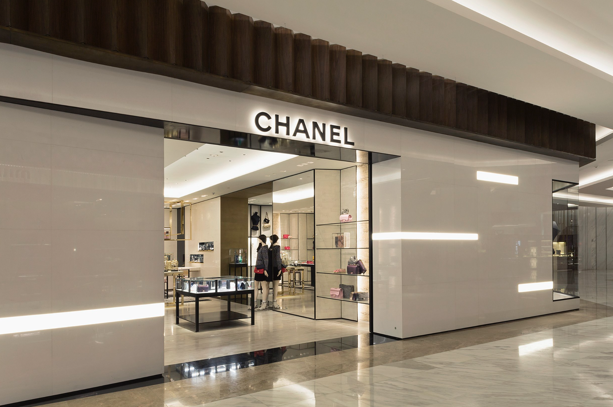 CHANEL boutique, El Palacio de Hierro Polanco, Mexico City, picture 018