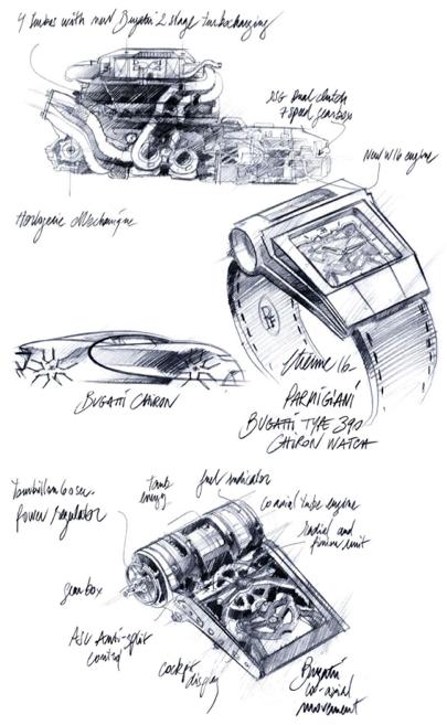 Bugatti 390 Concept Watch5