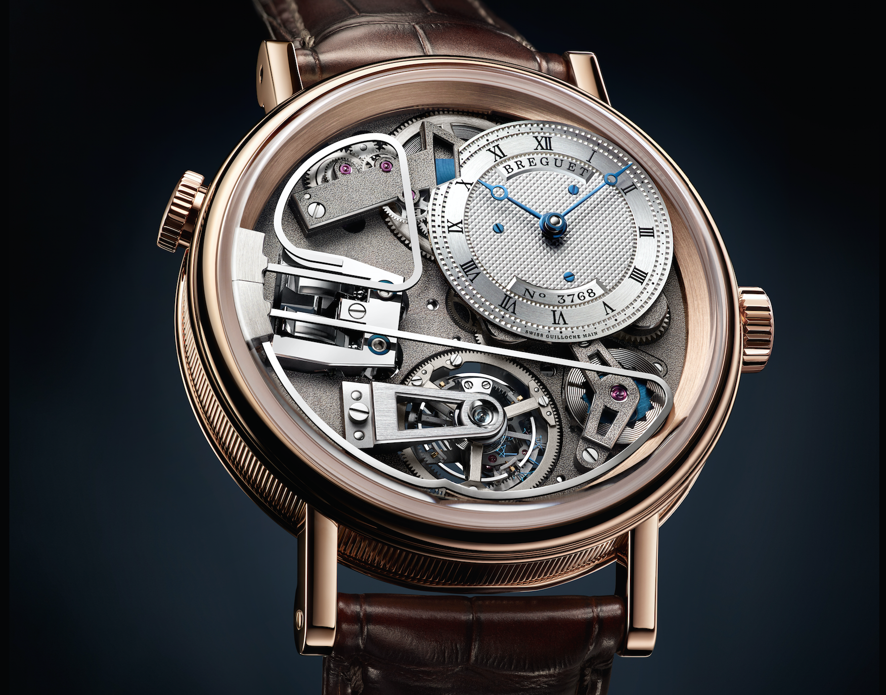Breguet Tradition Repetition Minutes
