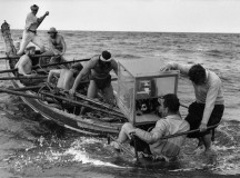 On-the-set-of-'Moby-Dick'-by-John-Huston-in-1954-Erich-Lessing