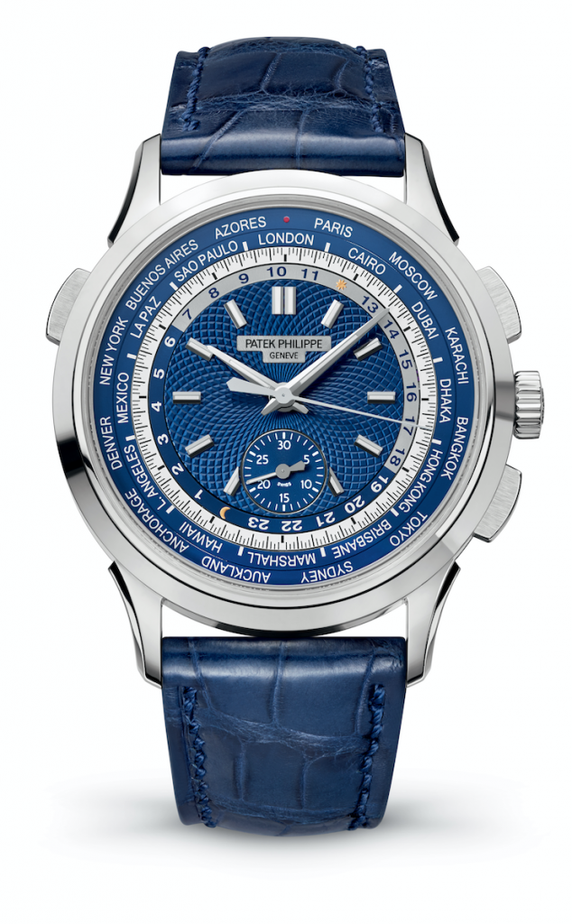 Patek Philippe Chronograph World Time Ref. 5930G1