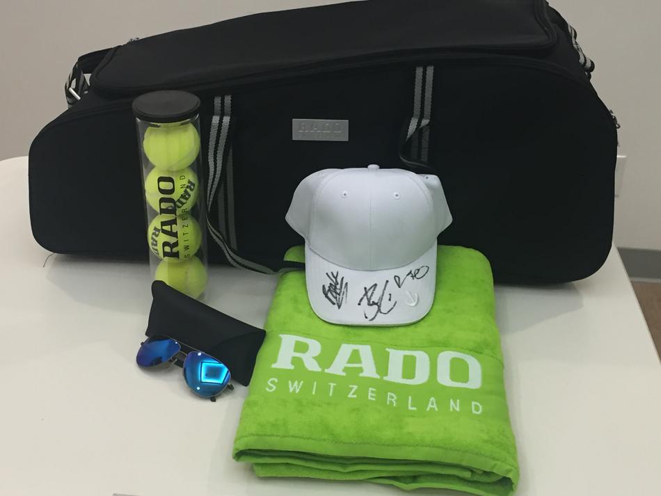 Rado-Concurso-Paquete