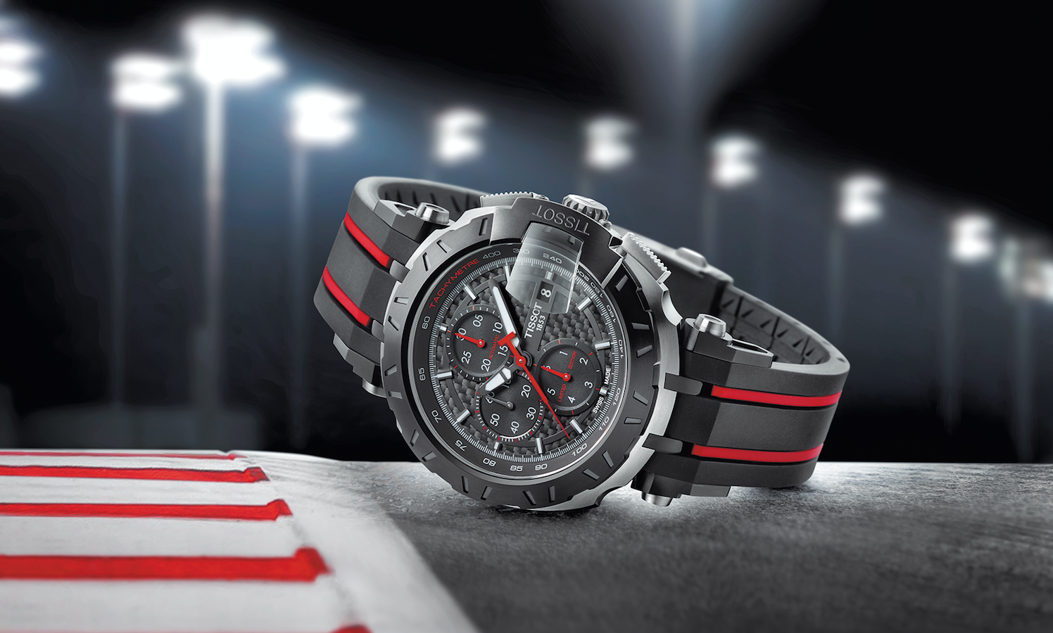 Tissot T Race Limited Edition Moto GP 2016 Baselworld