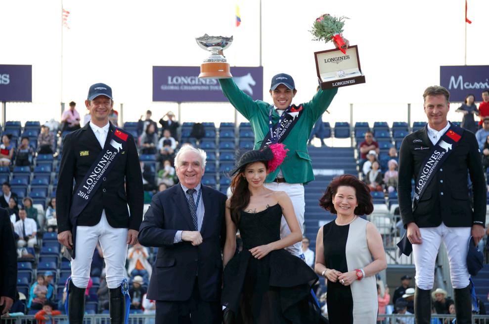 Longines Global Champions Tour-Shanghai-