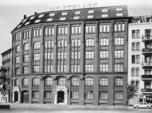 Old Montblanc Building