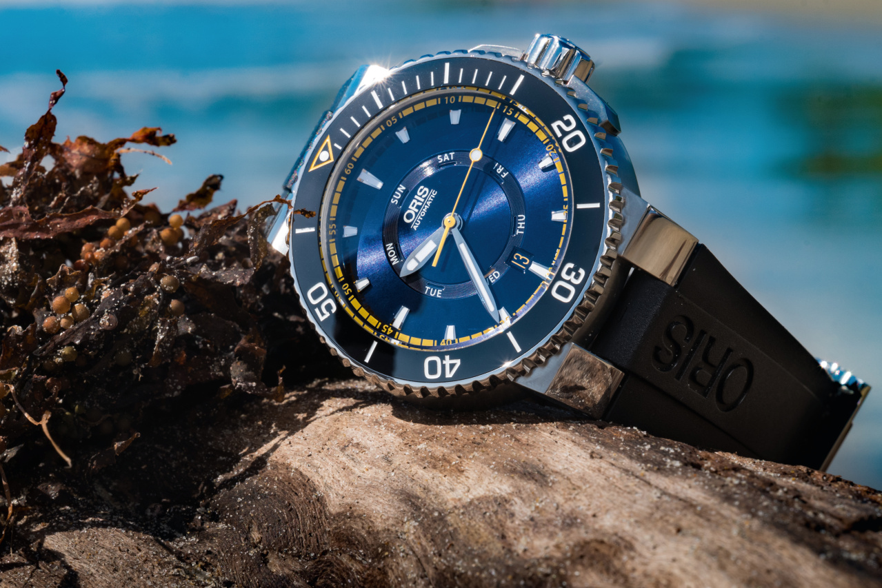 Oris Great Barrier Reef Limited Edition II - Press Event_03.tif