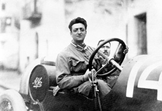 Targa Florio Enzo Ferrari