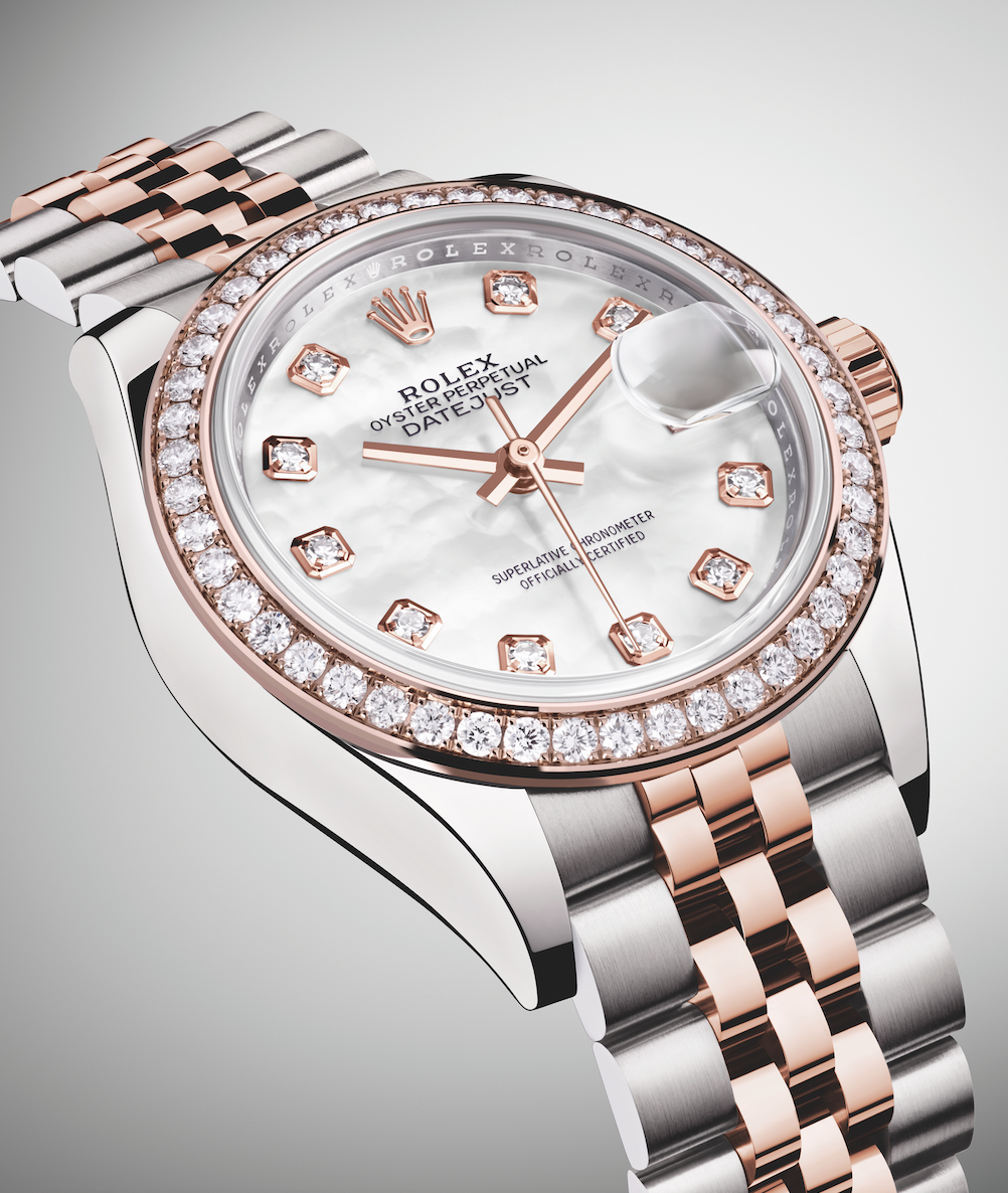 Rolex-Oyster Perpetual-Lady-Datejust -28-1-2016