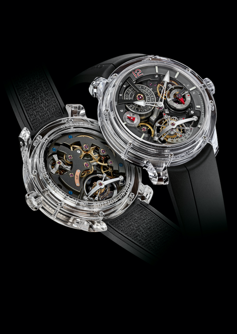 Greubel Forsey Double Tourbillon 303