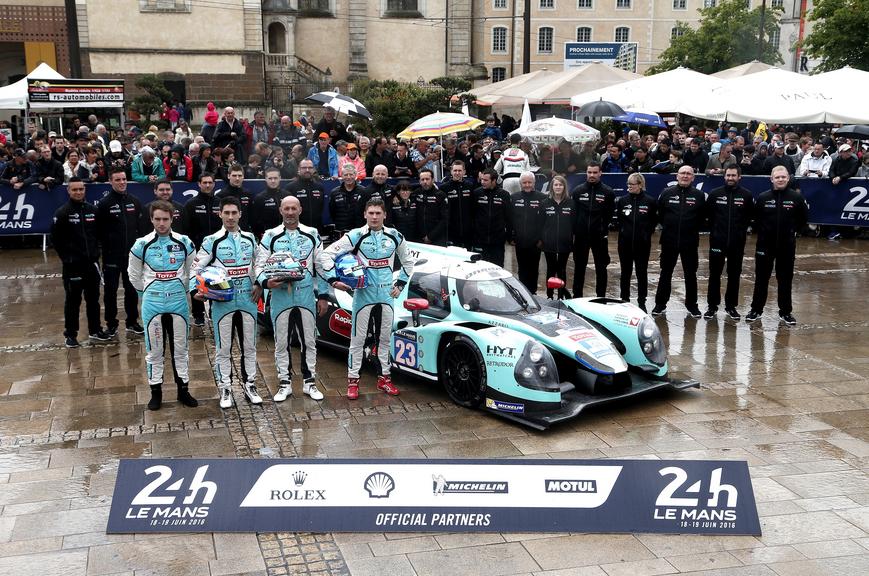 HYT Le Mans Series