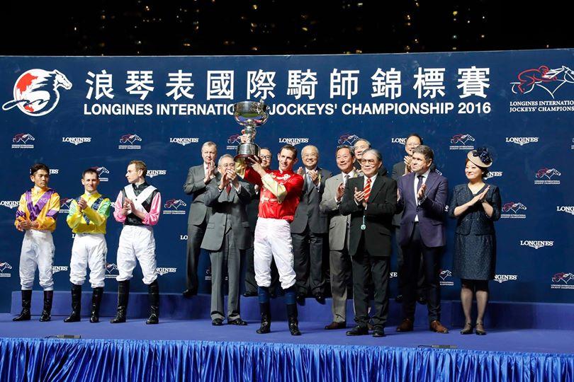 Los mejores jinetes: Longines International Jockeys Championship