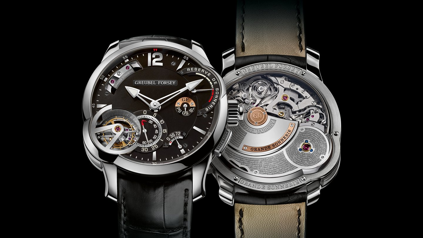 SIHH 2017: Greubel Forsey