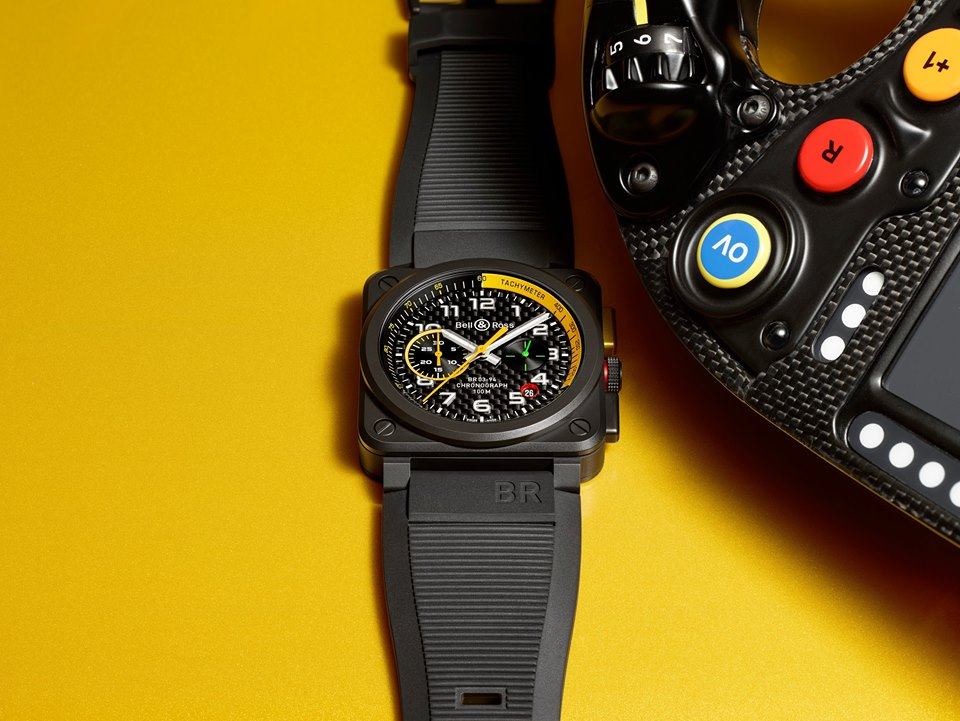 Bell & Ross y Renault Sport F1 listos para ganar