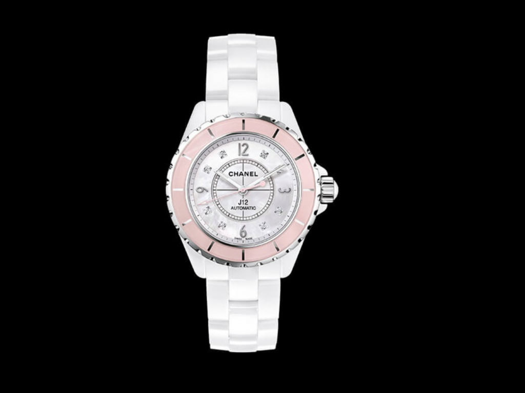 Chanel J12 Pink