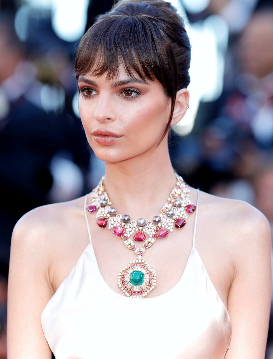 Las estrellas de Cannes 2017 deslumbran con Alta Joyería y Relojería