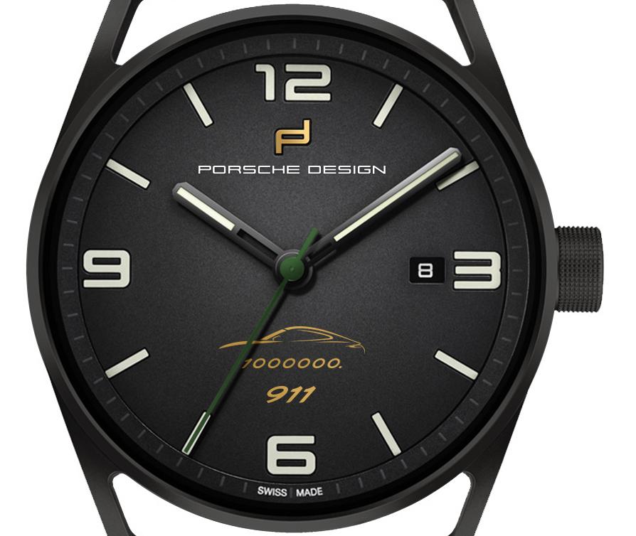 """Porsche """"One Millionth 911"""" Datetimer, un reloj de colección…"""