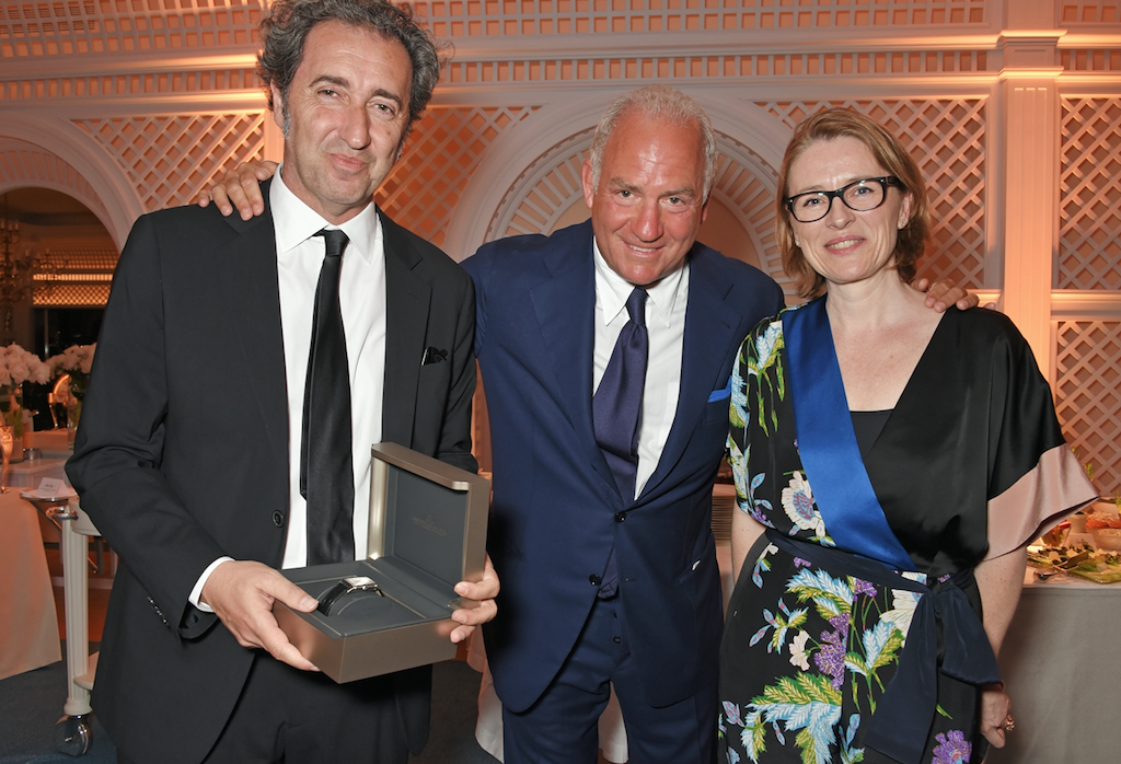 Jaeger-LeCoultre y Finch & Partners homenajean al cine