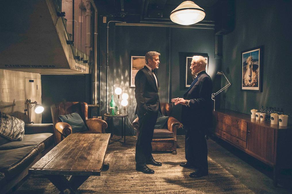 """Buzz Aldrin y George Clooney las estrellas de """"Starmen"""", un cortometraje de OMEGA"""