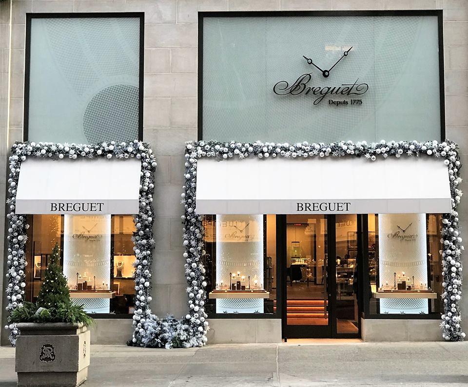 Breguet estrena boutique en Nueva York