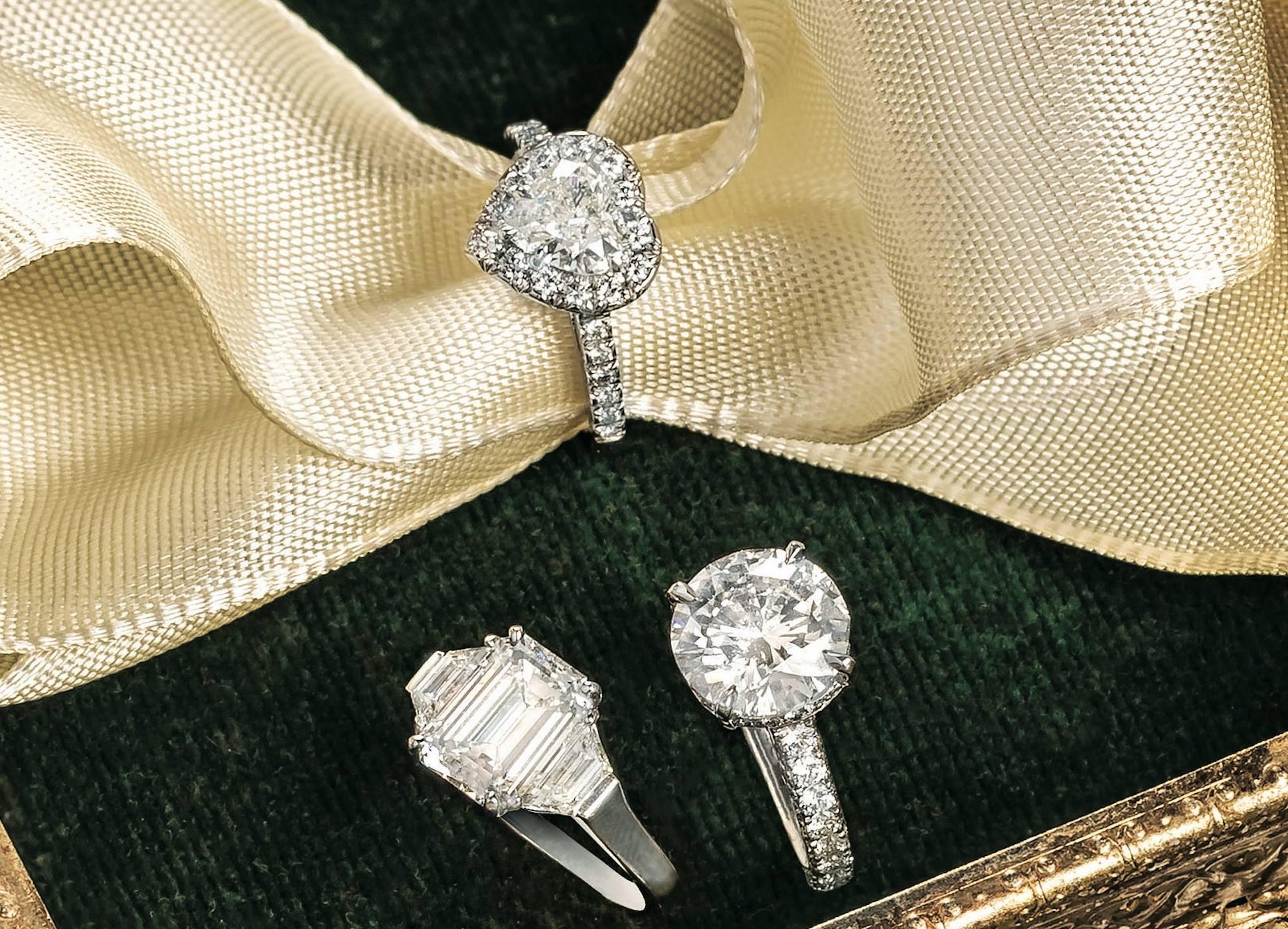 Esta es la historia de los anillos de compromiso, nos la cuenta Berger Joyeros