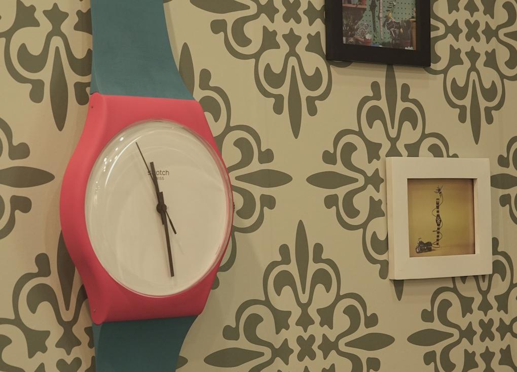 Swatch presentó su colección Brit-in en Zona Maco