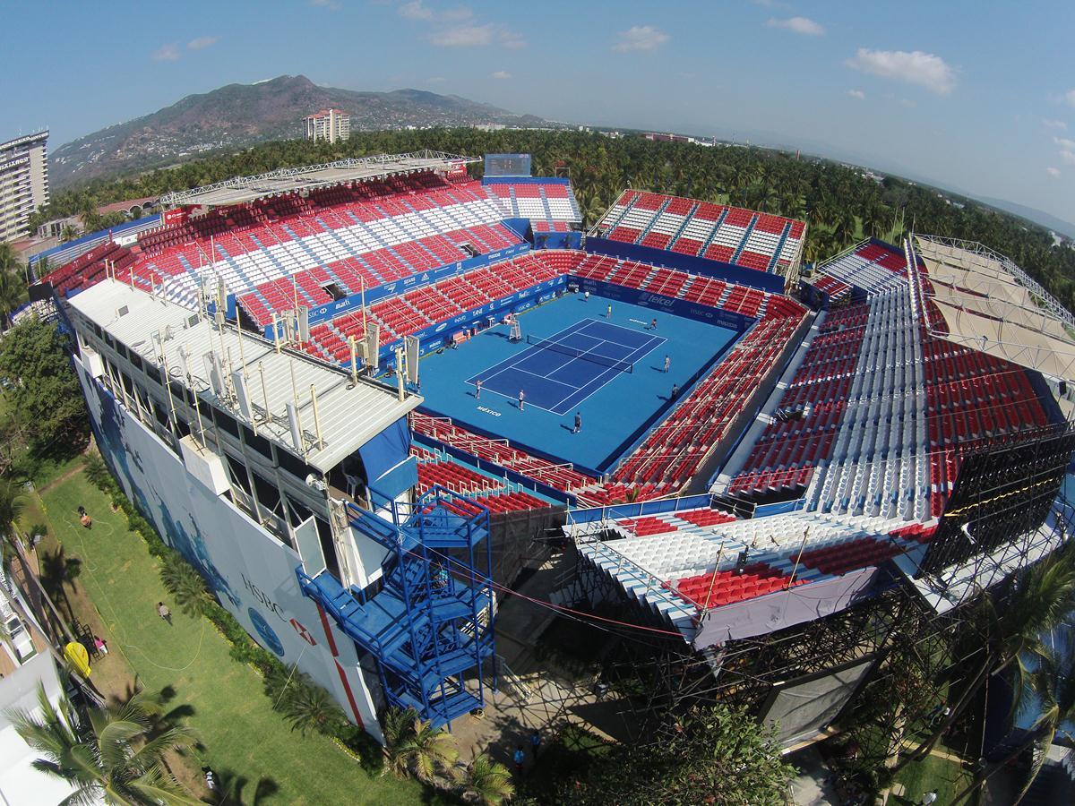 Por cuarto año consecutivo Rado será cronometrador del Abierto Mexicano de Tenis