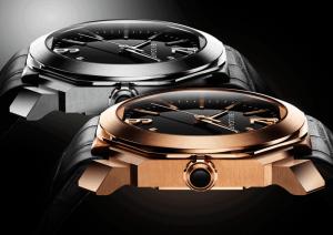 El Octo de Bvlgari es una pieza con fuerte personalidad que se posicionará por encima de los estándares ordinarios de la relojería.