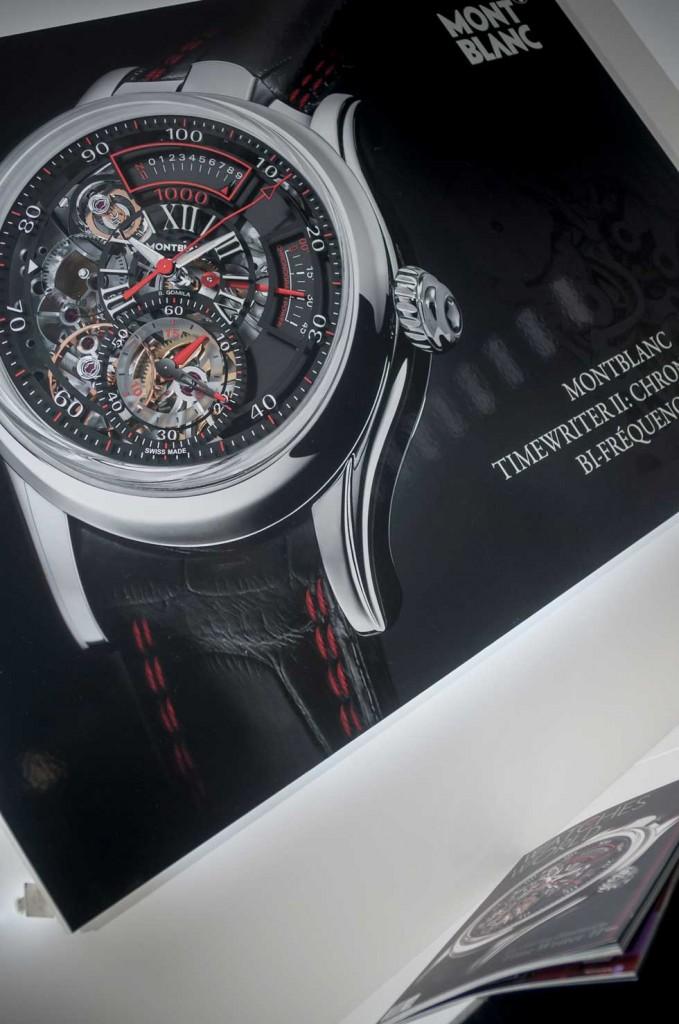 TimeWriter II / portada de Invierno, Watches World... los relojes de tu vida.