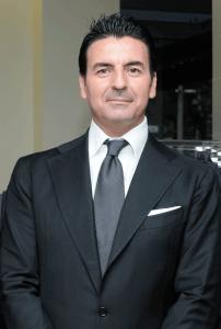 Guiseppe Aquila es el responsable de la internacionalización de la marca que hasta hace un par de décadas, destinaba el 90% de su producción al mercado doméstico.