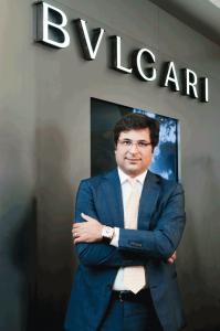 En Bvlgari desarrollamos relojes que producen emociones: Guido Terreni.