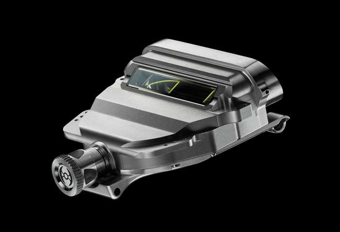 Movimiento mecánico hermético del HM5